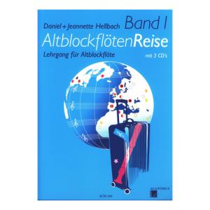 Is ACM Verlag AltblockflötenReise 1 +CDs a good match for you?