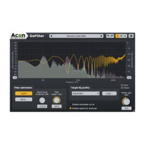 Is Acon Digital DeFilter a good match for you?