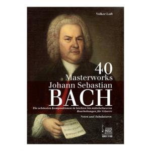 Is Acoustic Music 40 Masterworks J.S.Bach a good match for you?
