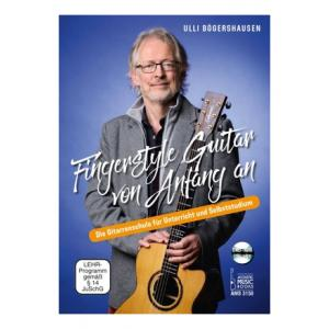 Is Acoustic Music Fingerstyle Guitar von Anfang a good match for you?