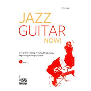 Is Acoustic Music Jazz Guitar Now ! a good match for you?