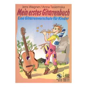 Is Acoustic Music Mein erstes Gitarrenbuch a good match for you?