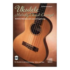 Is Acoustic Music Ukulele-Melody-Chord-Concept a good match for you?