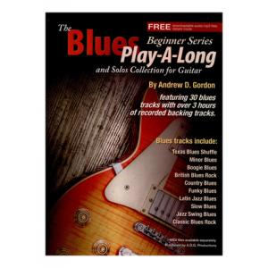 Is ADG Productions Blues Play Along Beginner the right music gear for you? Find out!