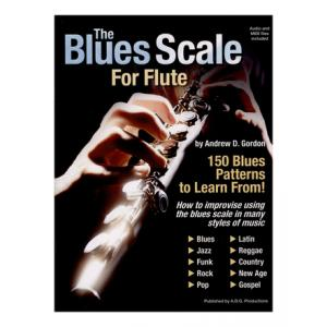 Is ADG Productions The Blues Scale For Flute a good match for you?