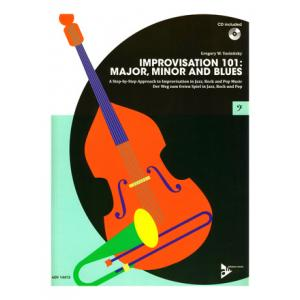 Is Advance Music Improvisation 101 Bass Clef a good match for you?