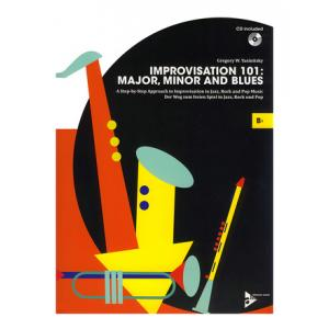 Is Advance Music Improvisation 101 Bb a good match for you?