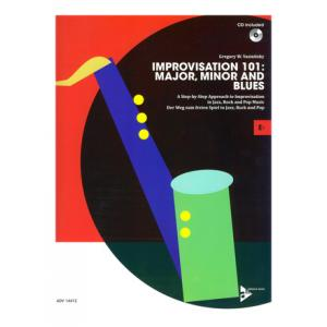 """Take the """"IS IT GOOD FOR ME"""" test for """"Advance Music Improvisation 101 Eb"""", read the reviews and join the community!"""