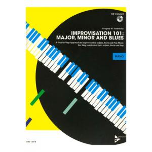 Is Advance Music Improvisation 101 Piano a good match for you?