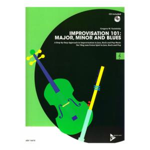 Is Advance Music Improvisation 101 Treble Clef a good match for you?