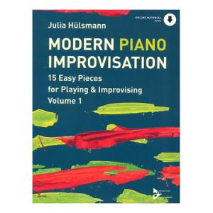 Is Advance Music Modern Piano Improvisation a good match for you?