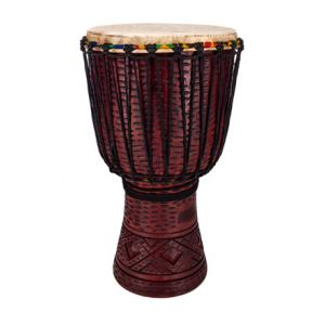 Is Afroton AD S03L Djembe Leopard Design a good match for you?