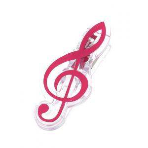 Is agifty Music Clip Violin Clef Pink a good match for you?