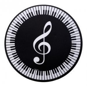 Is AIM Gifts Mouse Pad Treble Clef/Keyboard a good match for you?