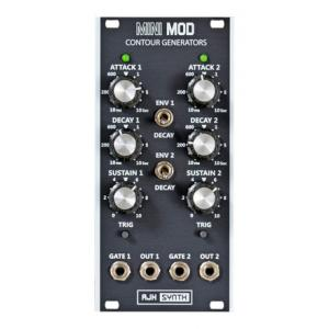 Is AJH Synth Dual Contour black a good match for you?