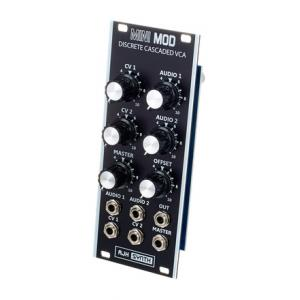 Is AJH Synth MiniMod VCA black a good match for you?