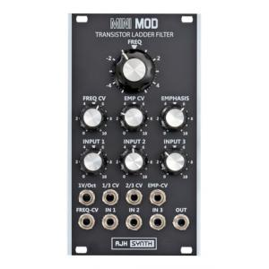 Is AJH Synth MiniMod VCF black a good match for you?