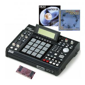 Is Akai MPC 2500 Bundle 128 MB a good match for you?