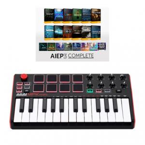 Is Akai MPK mini Mk2 - AIEP3 Bundle a good match for you?