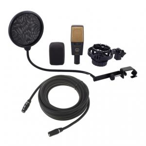 Is AKG C414 XLII Bundle a good match for you?