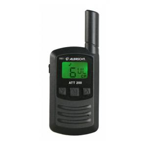 Is Albrecht ATT 200 Mini PMR 446 a good match for you?