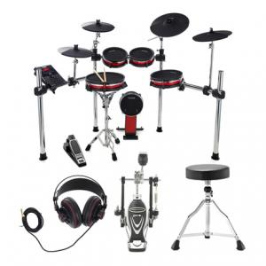 Is Alesis Crimson II Mesh Kit Bundle a good match for you?