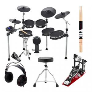 Is Alesis DM10 MKII Pro Kit Bundle a good match for you?