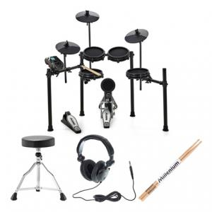 Is Alesis Nitro Kit Mesh Kit Bundle a good match for you?