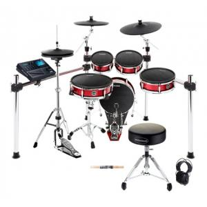 "Take the ""IS IT GOOD FOR ME"" test for ""Alesis Strike Zone Kit Bundle"", read the reviews and join the community!"
