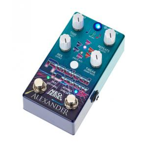 Is Alexander Pedals Radical Delay DX a good match for you?