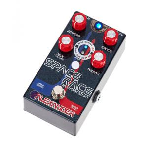 Is Alexander Pedals Space Race Reverberation a good match for you?