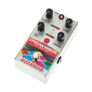 Is Alexander Pedals Syntax Error S&H/Samp. Crusher a good match for you?