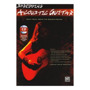 Is Alfed Music Publishing Shredding Acoustic Guitar a good match for you?