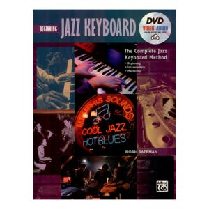 Is Alfred Music Publishing Beginning Jazz Keyboard a good match for you?