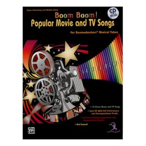Is Alfred Music Publishing Boom Boom ! Popular Movie a good match for you?
