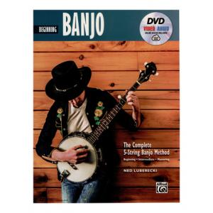 """Take the """"IS IT GOOD FOR ME"""" test for """"Alfred Music Publishing Complete 5-String Banjo Method"""", read the reviews and join the community!"""