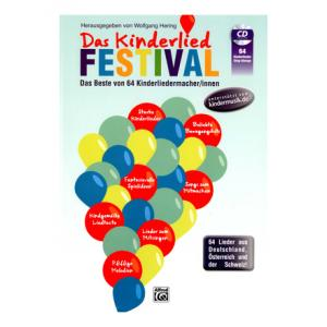 Is Alfred Music Publishing Das Kinderlied Festival a good match for you?