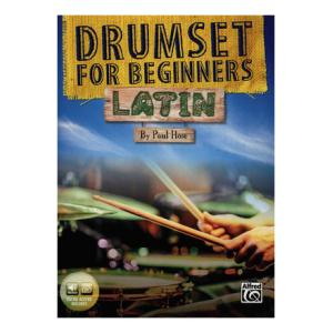 Is Alfred Music Publishing Drumset For Beginners Latin a good match for you?