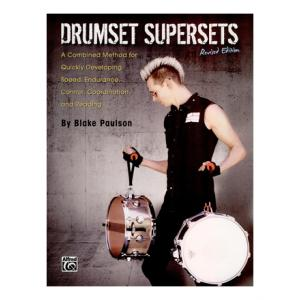Is Alfred Music Publishing Drumset Supersets a good match for you?