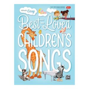 Is Alfred Music Publishing Easy Best-Loved Children's a good match for you?