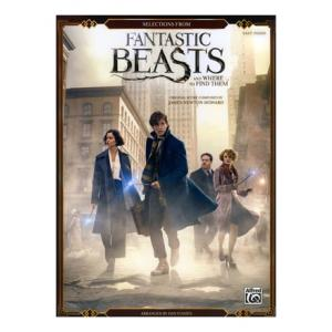Is Alfred Music Publishing Fantastic Beasts Easy Piano a good match for you?