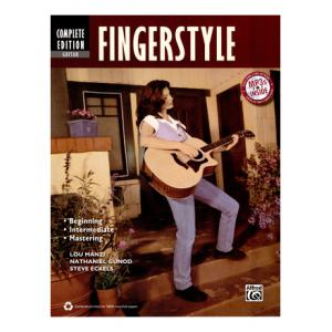 Is Alfred Music Publishing Fingerstyle Guitar Methode a good match for you?