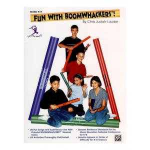 Is Alfred Music Publishing Fun with Boomwhakers a good match for you?