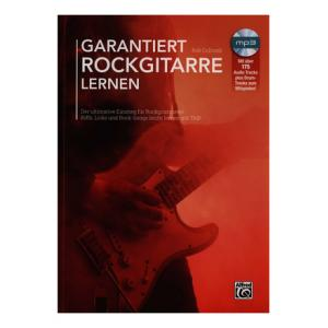 "Take the ""IS IT GOOD FOR ME"" test for ""Alfred Music Publishing Garantiert Rockgitarre Lernen"", read the reviews and join the community!"