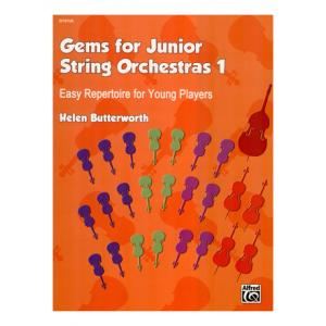 Is Alfred Music Publishing Gems for Junior String 1 a good match for you?