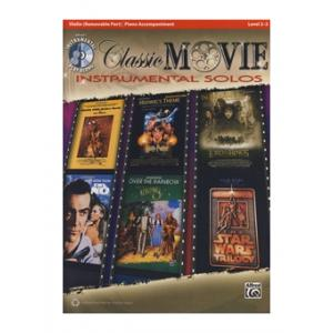 Is Alfred Music Publishing GmbH Classic Movie Solos Violin a good match for you?