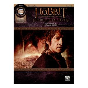 Is Alfred Music Publishing Hobbit Trilogy A-Sax a good match for you?