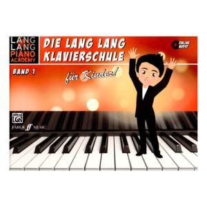 Is Alfred Music Publishing Lang Lang Klavierschule 1 a good match for you?