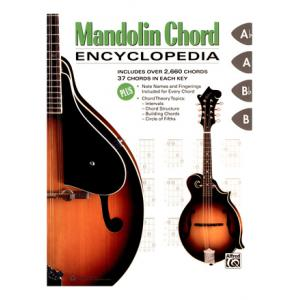 Is Alfred Music Publishing Mandolin Chord Encyclopedia a good match for you?