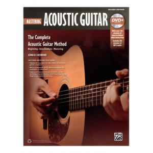 Is Alfred Music Publishing Mastering Acoustic Guitar the right music gear for you? Find out!